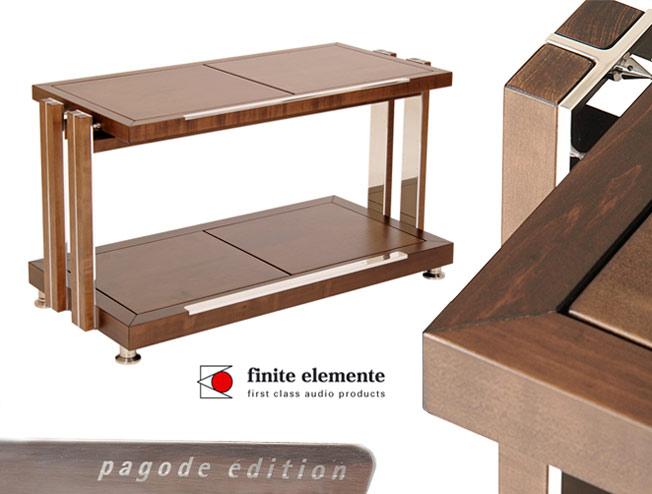 Hifi racks iets minder high end als finite elemente for Fenite elemente